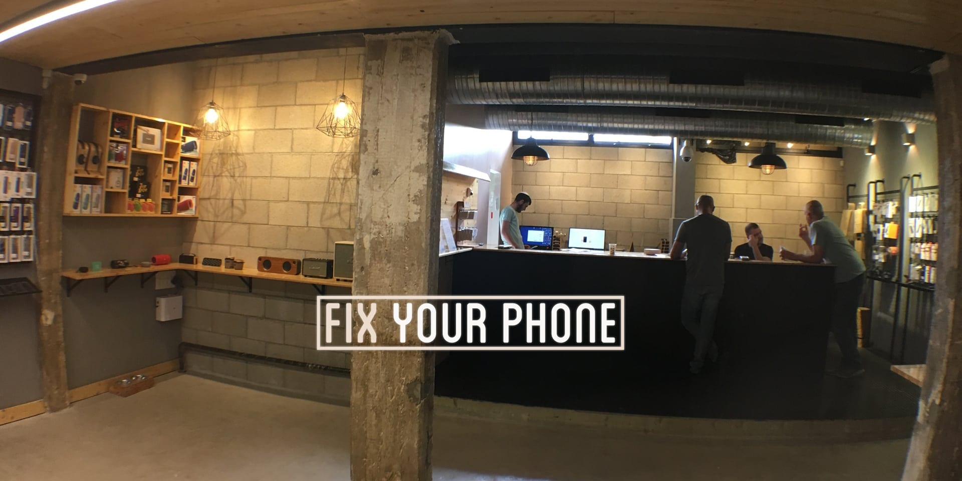 iPhone Repair Lab in Tel Aviv